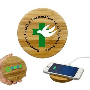 Timber Wireless Charger